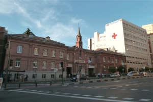 Hospital Central Cruz Roja en Madrid